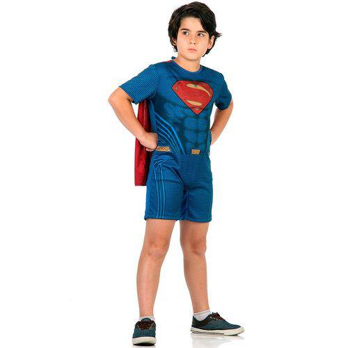 Fantasia Super Homem / Superman Infantil Pop - Batman Vs Superman