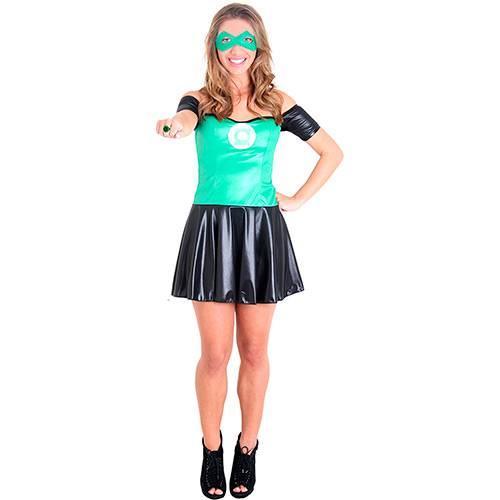 Fantasia Teen Lanterna Verde - Sulamericana Fantasias