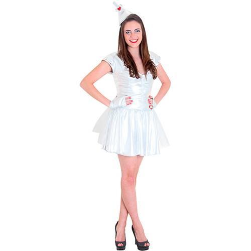 Fantasia Teen Mulher de Lata Mágico de Oz - Sulamericana Fantasias