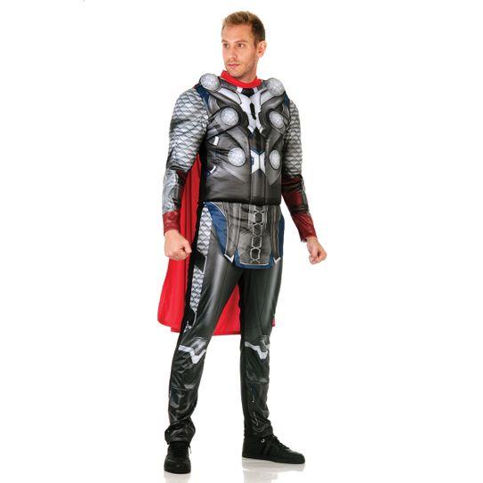 Fantasia Thor Adulto - Vingadores P