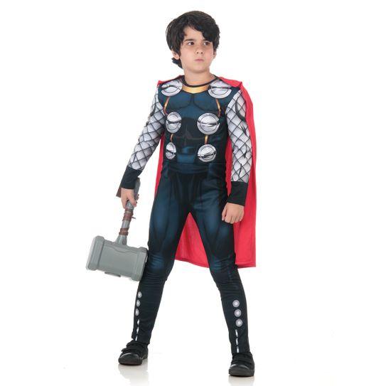 Fantasia Thor Infantil Premium P