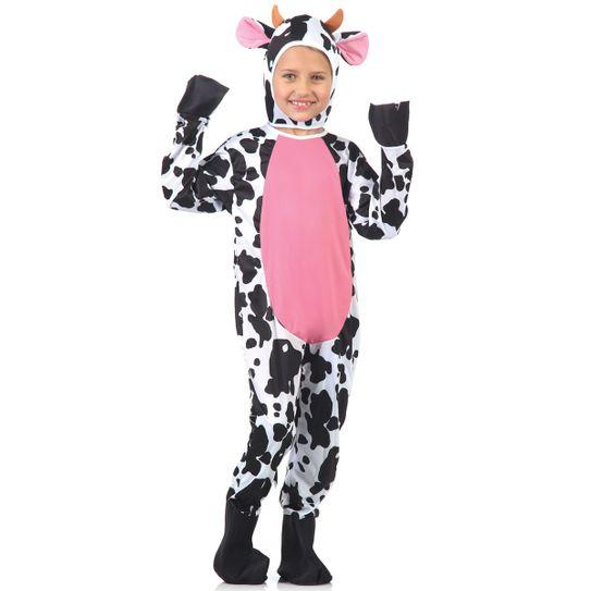 Fantasia Vaca Infantil P