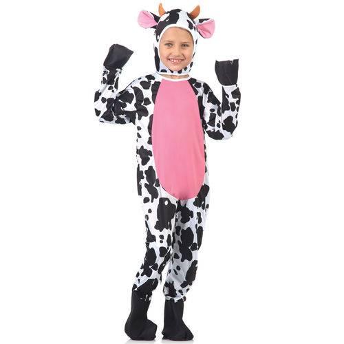 Fantasia Vaca Infantil