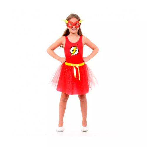 Fantasia Vestido Flash G - Sulamericana