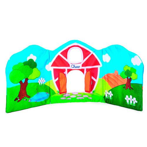 Fantoche de Dedo - Painel Teatro da Fazenda - Chicco