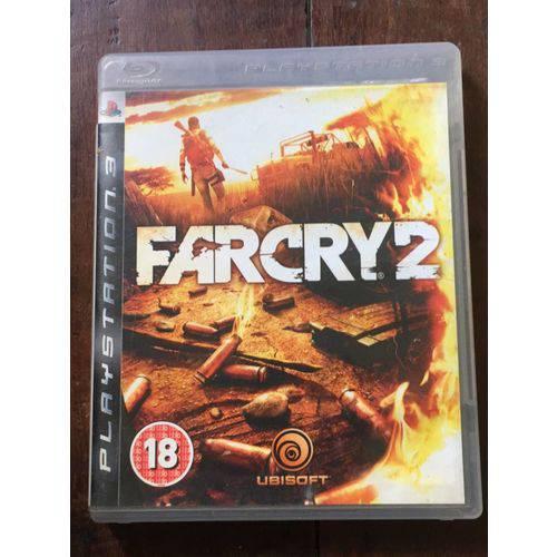 Far Cry 2 (versão em Japonês) - Ps3