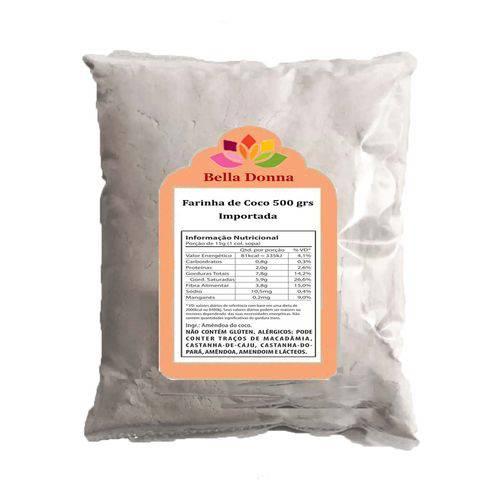Farinha de Coco 500 Grs