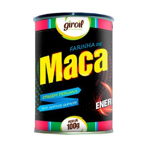 Farinha de Maca Peruana - Giroil - 100g
