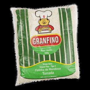 Farinha de Mandioca Granfino Torrada 500g