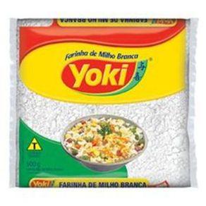 Farinha de Milho Branca Yoki 500g