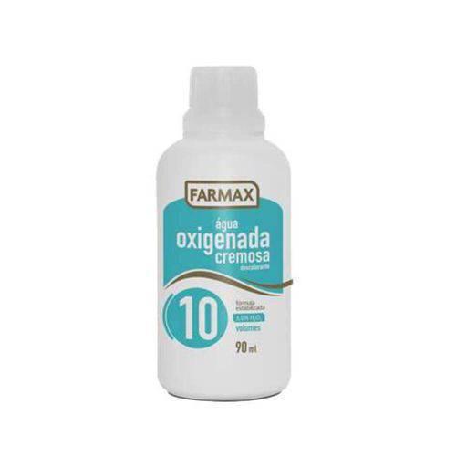 Farmax Água Oxigenada 10vol 90ml