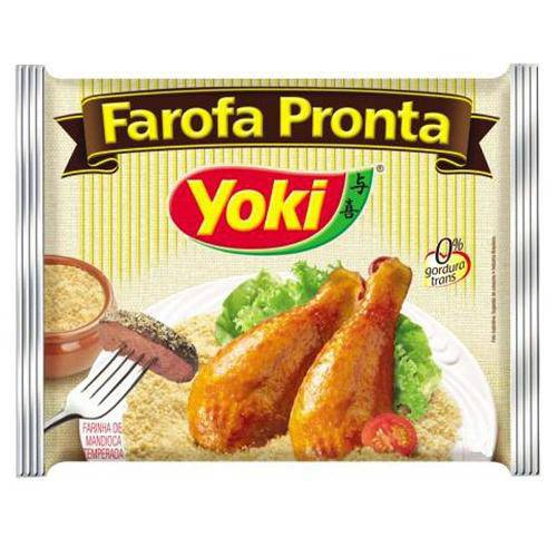 Farofa Pronta 500g - Yoki