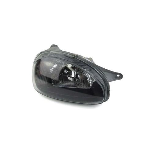 Farol Mascara Negra Lado Direito - 93354054 Corsa Classic