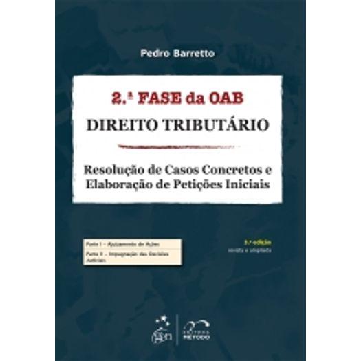 2 Fase Oab Direito Tributario - Metodo