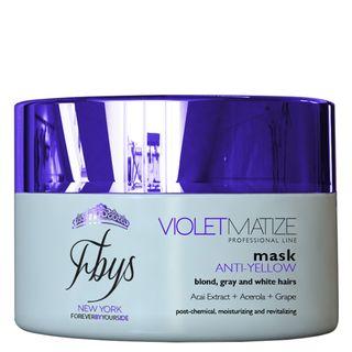 Fbys Violet Matize - Máscara 300g