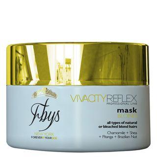 Fbys Vivacity Reflex Blond - Máscara 300g