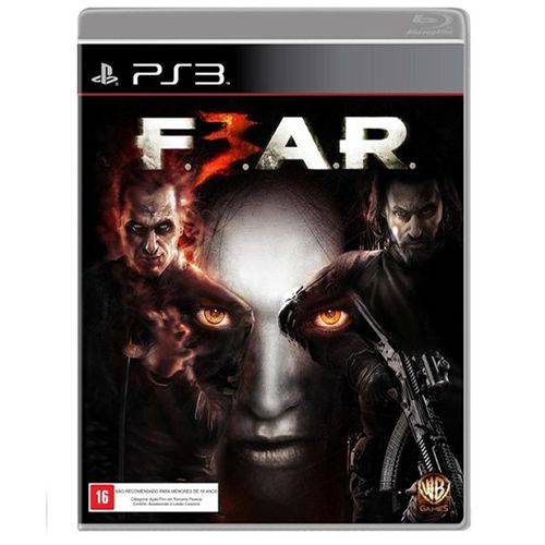 Fear 3 - PS 3