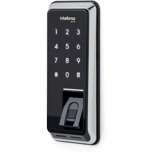 Fechadura Digital de Sobrepor com Biometria FR220