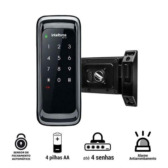 Fechadura Digital FR101 4674008 - Intelbras