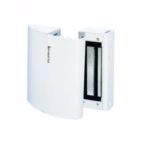 Fechadura Eletroimã Sem Sensor Elite Branco Fs150 Automatiza