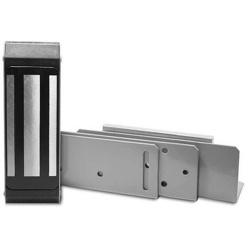 Fechadura Eletromagnética M150 Ipec Cinza