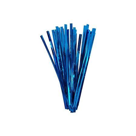 Fecho Prático Azul 11cmx4mm