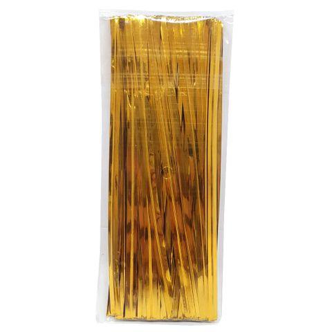 Fecho Prático Dourado 4mmx11cm C/100