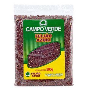 Feijão Azuki Campo Verde 500g