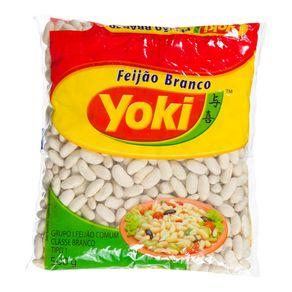 Feijão Branco 500g - Yoki