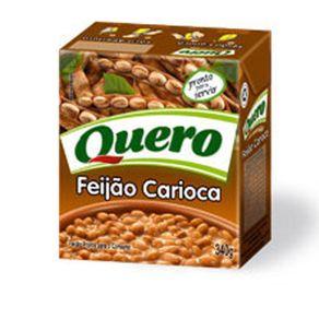 Feijão Carioca Temperado Quero 340g