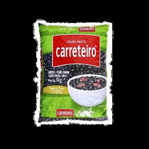 Feijão Carreteiro Preto 1kg