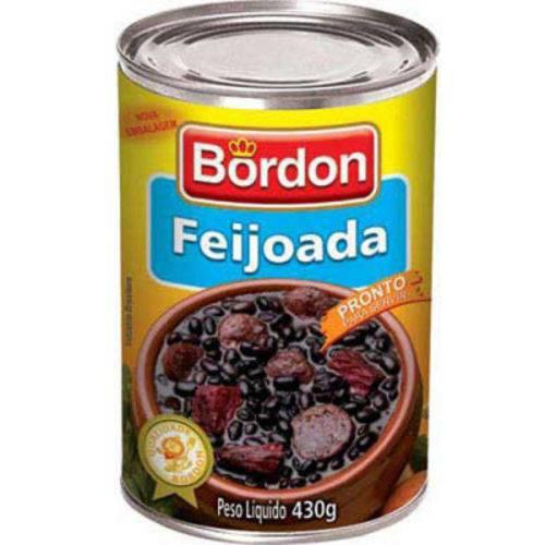 Feijoada Bordon 430gr