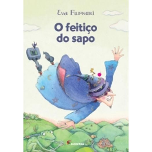 Feitico do Sapo, o - Moderna