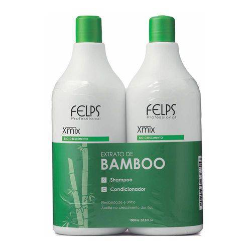 Felps Xmix Bamboo Kit Duo (Plastificado) 2x1lt