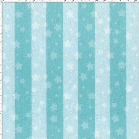 Feltro Mewi Cotton Flick - Azul (0,50X1,40)