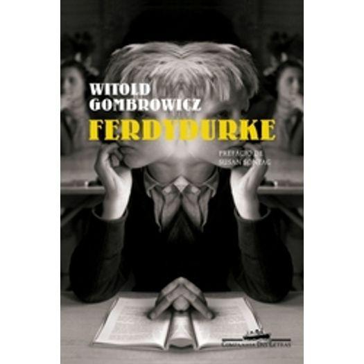 Ferdydurke - Cia das Letras