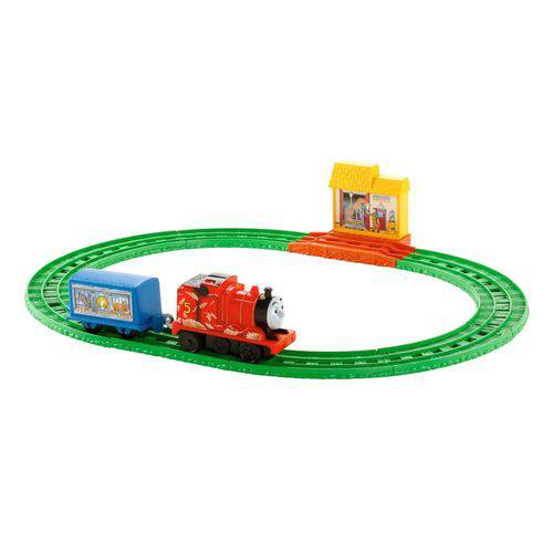 Ferrovia Básica Thomas e Friends James Fisher-price