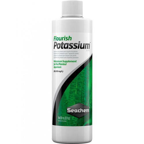 Fertilizante de Potássio Seachem Flourish Potassium 500ml