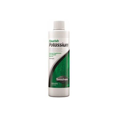 Fertilizante de Potássio Seachem Flourish Potassium 2L
