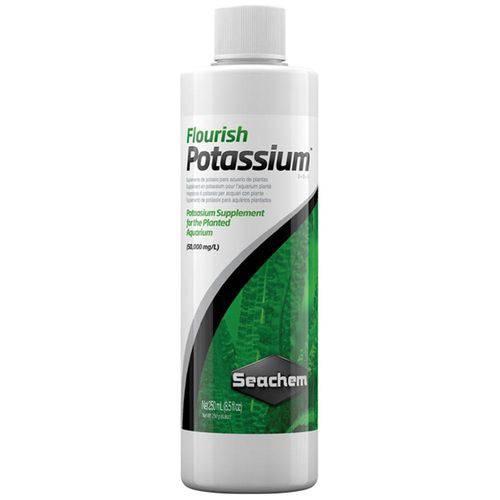 Fertilizante Seachem Flourish Potassium 250ml