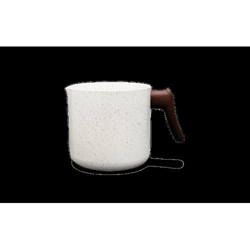 Fervedor - Ceramic Life Smart Plus Ø12 X 11,3 Cm 1,25 L - Vanilla Ø14 X 14cm 2L VANILLA