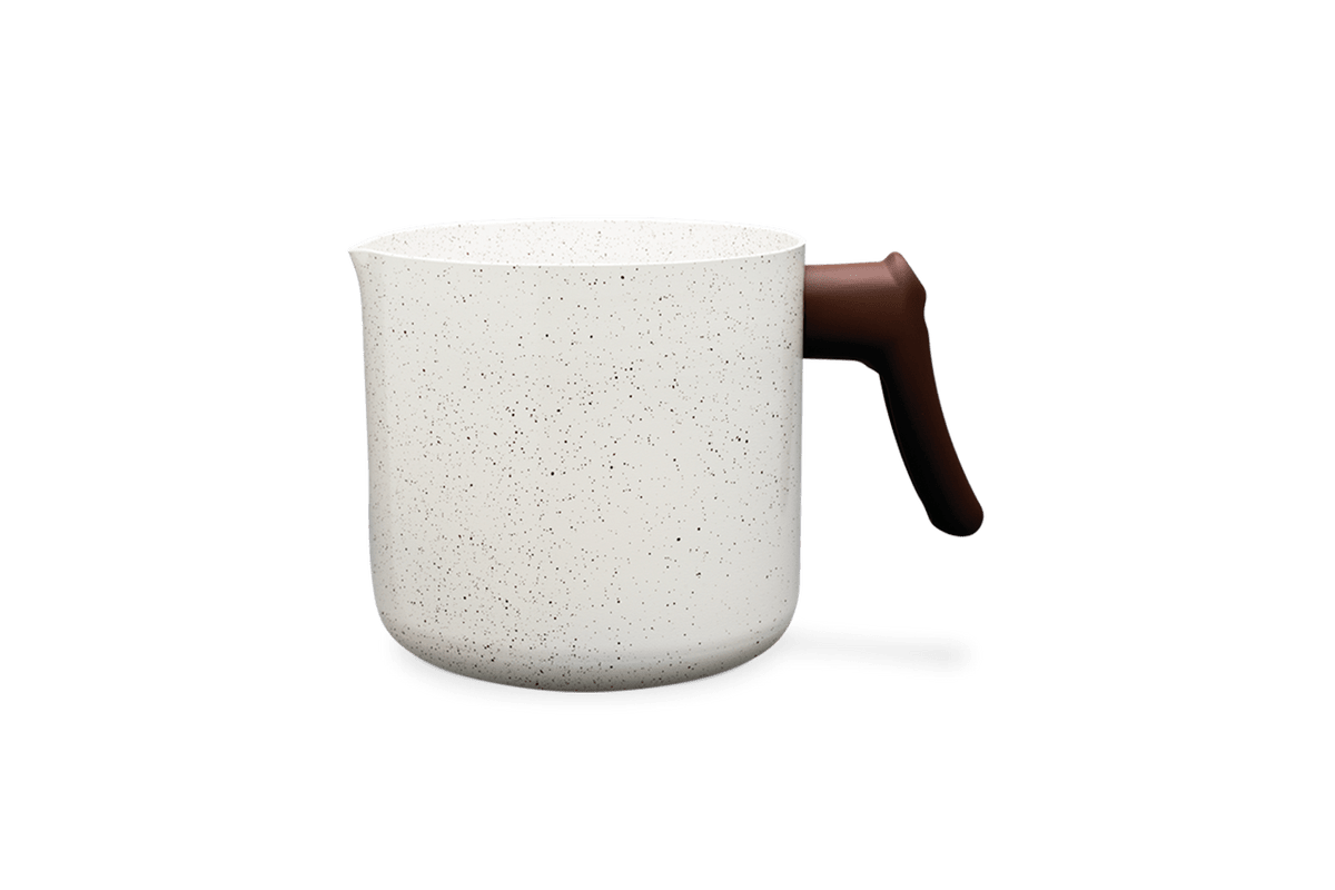 Fervedor - Ceramic Life Smart Plus Ø14 X 14 Cm 2 L VANILLA Brinox