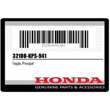 Fiação Principal Honda CRF 230 08/14