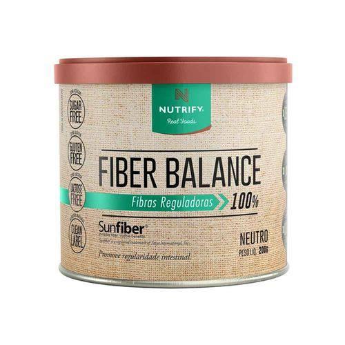 Fiber Balance Nutrify 200g - Neutro