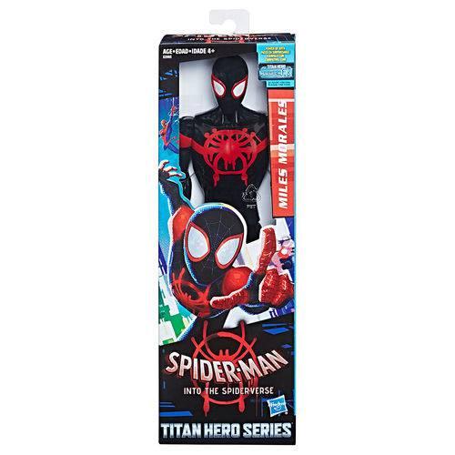 Figura Articulada - 30 Cm - Disney - Marvel - Spider Man - Miles Mirales - Hasbro