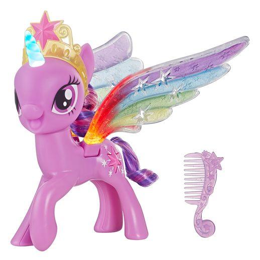 Figura Asas de Arco Iris Twiligh Sparkle - Hasbro