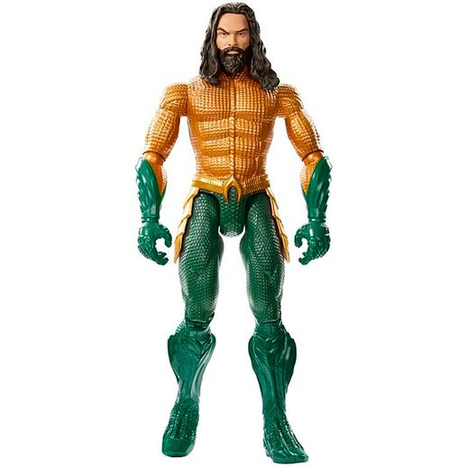 Figura Básica Aquaman 30 Cm Aquaman - Mattel