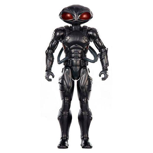 Figura Básica Aquaman 30 Cm Arraia Negra - Mattel