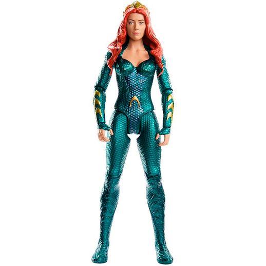 Figura Básica Aquaman 30 Cm Mera - Mattel