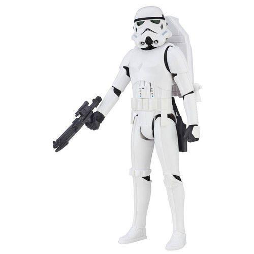 Figura Interativa Star Wars - Rogue One - Stormtrooper Imperial - Hasbro